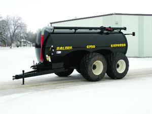 Liquid Tanker Equipment | Manure Manager