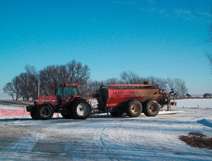 Keeping on top of Technology | Manure Manager