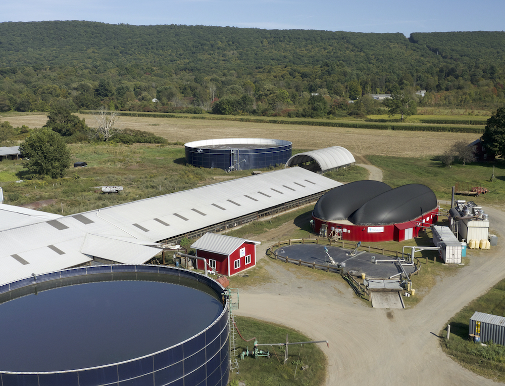 Dominion Energy and Vanguard Renewables partner to form nationwide network of dairy waste-to-energy projects